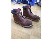 Eu 44-45 (UK 10.5) Timberland leather boots