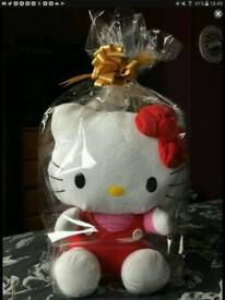 "hello kitty toy large approx 20"" high"