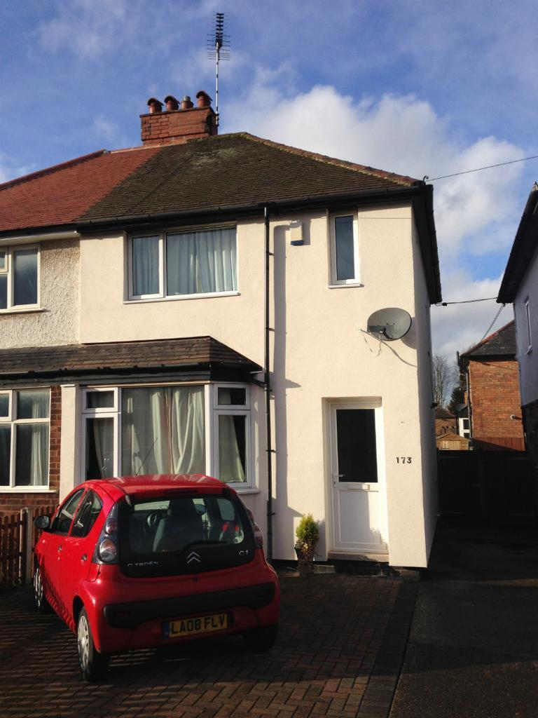 bedroom house for rent in attenborough unfurnished united