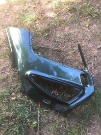 Honda ST1100 Front Lower fairing panels