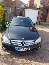 Mercedes c class sport,automatic