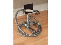 Chrome Bath shower mixer taps