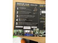 Paintball experience for 10 VIP tickets