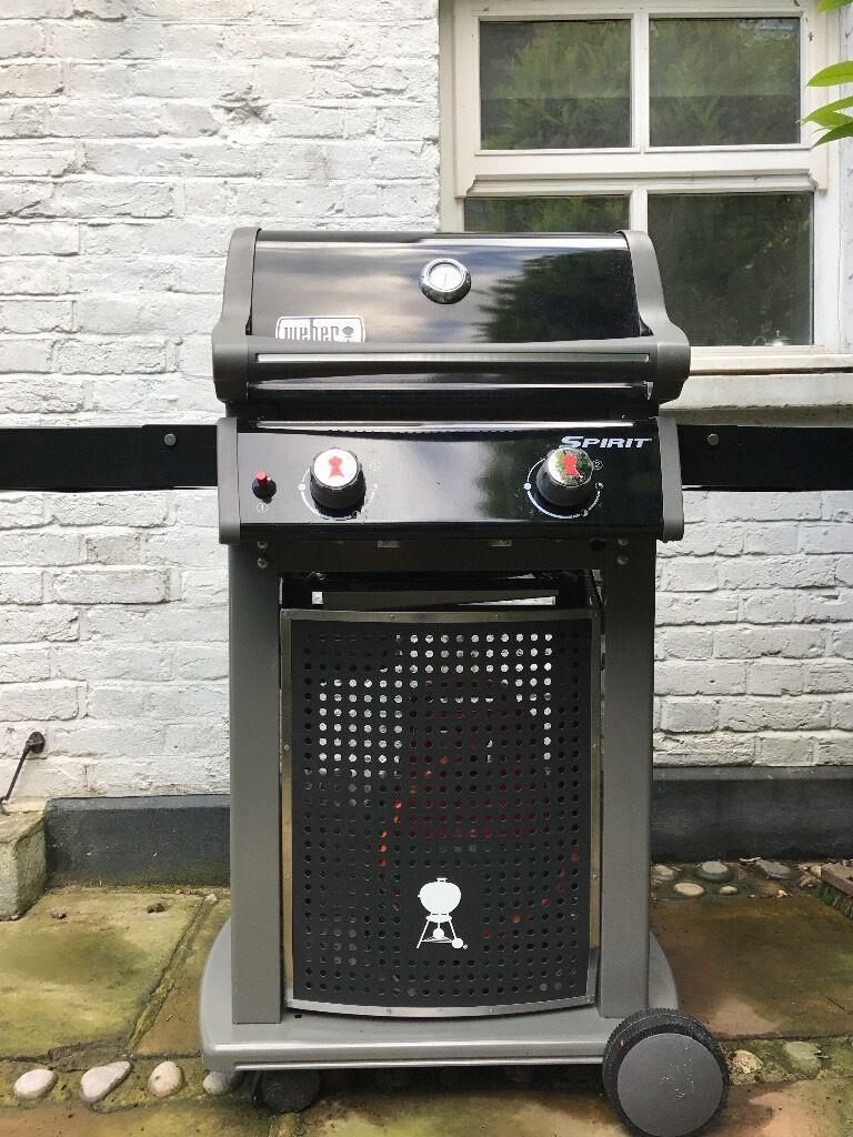 Bbq weber spirit e 210 2 burner gas in fulham london gumtree - Weber spirit e210 ...