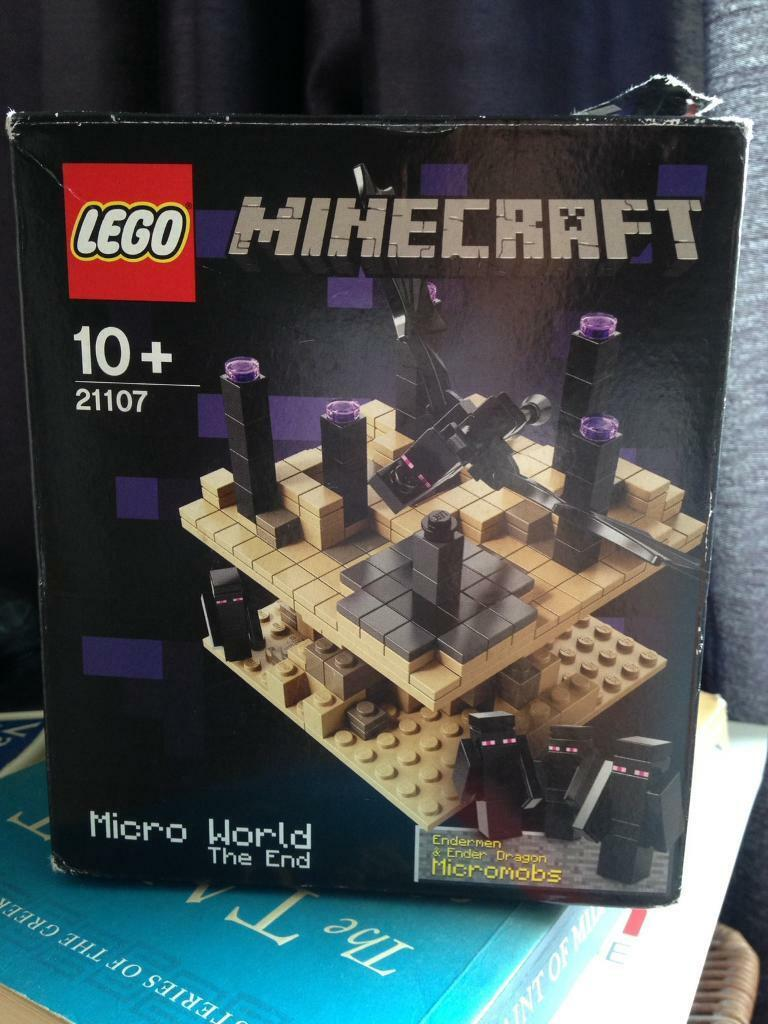 Lego Minecraft Micro World In Eastleigh Hampshire Gumtree