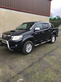 Toyota crewcab