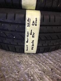 195/55/16 87V Sunny Run Flat Tyre