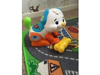 Fisher price shake and move puppy