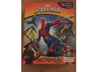 Spider-Man Busy Book Brand new