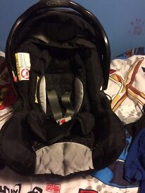 Stage 1 car seat