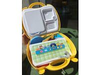 Free child's toy portable/travel play kitchen