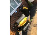 2009 125cc moped motorcycle scooter OFFERS