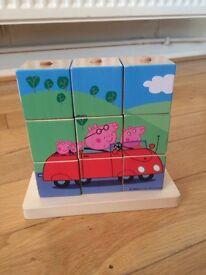 Peppa Pig 3D Puzzle