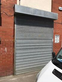 Unit to let in bolton