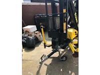 Cherry Picker Access Platform Scissor lift, Towable boom lift/9.5m (32') hight