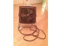 Philips vintage fifties fan heater