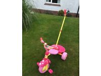 Kids tricycle- Upsy Daisy