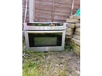 Neff oven/microvawe