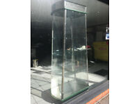 Tiered Glass Display Cabinet (originally purchased for £1400)