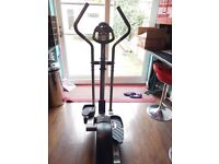 Pro Form Cross trainer. Good condition. Display screen does not work.