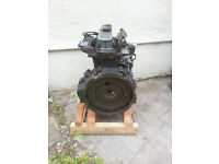 Mitsubishi S3L2 Engine - Spare or Repairs (Cracked Head) £150 ono