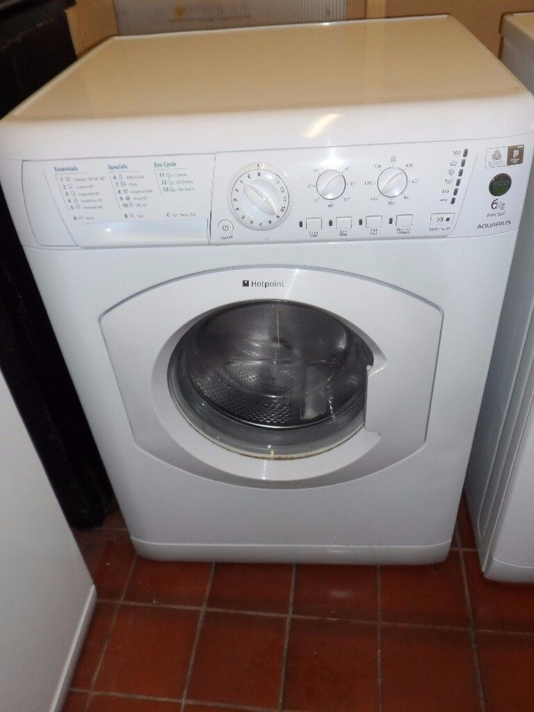 """Hotpoint""Washing machine.. 6kg..Spin-1200...For sale..Can be delivered"