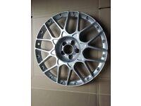 """Audi TT BBS plate Split Rim Alloy Wheel 18"""""""