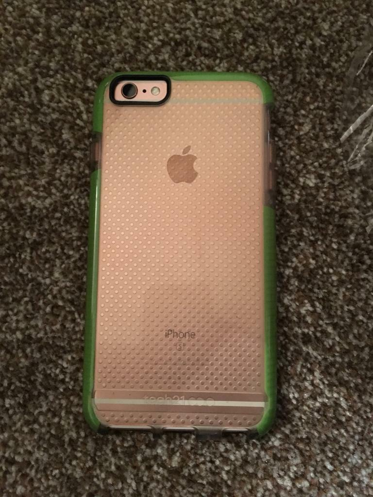 GREEN IPHONE 6S PLUS COVER