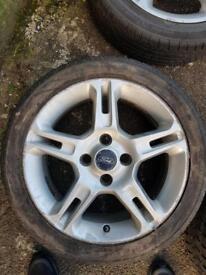 16 inch ford alloys