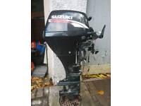 Suzuki outboard 9.9