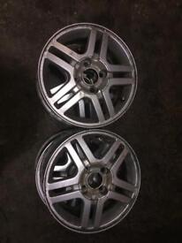 Set of 4 Ford Alloy 15 inch
