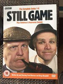 Still game box set season 1-6 DVD
