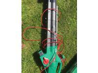 Qualcast leaf blower