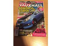 Total Vauxhall magazine January 2012 issue 131