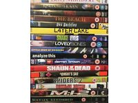 DVDs job lot 1! 50 DVDs for £15.00 Bargain!