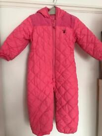 NEXT snowsuit all-in-one 2-3 years
