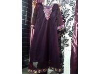 Girls dress asian