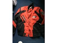 Yamaha motorcycle jacket size small in good condition @£25