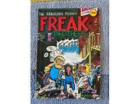 Rare The Fabulous Furry Freak Brothers Comics