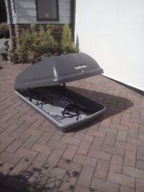 Halford Roofbox 250 ltr.