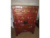 Chinese bedside cabinets