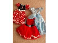 Dress up clothes age 3-4