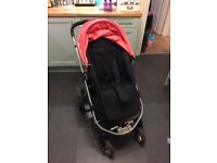 Icandy Apple 2 pear with pip Convertor and extra seat brand new and maxi cosi car seat