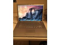 "Apple MacBook Pro 15"" Early 2008"