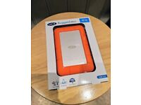 LaCie Rugged Mini 4TB USB 3.0 Portable 2.5 inch External Hard Drive for PC and Mac