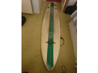 "7'6"" fistral surf company surfboard"