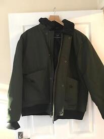Men's gap coat as new