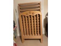 Second hand cot with mattress