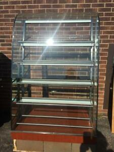 QBD Refrigerated Display  Pastry Case CTR2952 GS