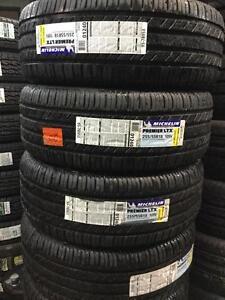 255/55r18 Michelin premier/ continental contisport/ Toyo versado